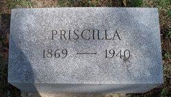 Priscilla <i>Hollman</i> England