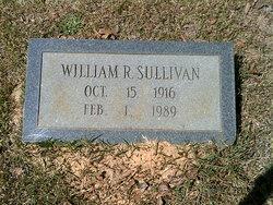 William R Sullivan