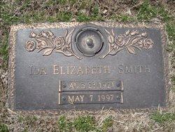 Ida Elizabeth Libby <i>Elliott</i> Smith