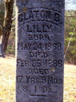 Claiborne B. Clayton Lilly