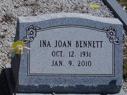 Ina J. <i>Thrift</i> Bennett