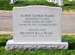 Albert George Hamel