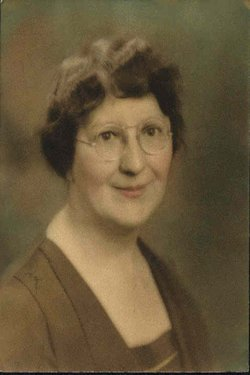 Ethel Fredrika <i>Cousins</i> Heath
