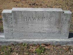 Julia <i>Heath</i> Hawkins