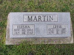 Effie Lee <i>Dyer</i> Martin