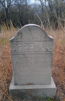 Henry Freeman