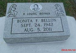 Bonita Marie <i>Fontenot</i> Bellon