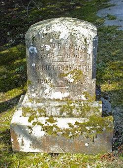 Harriet <i>Bosworth</i> Ensign