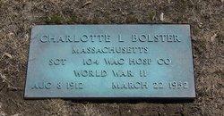 Charlotte Lee <i>Bolster</i> Greem