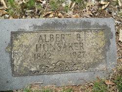 Albert Benton Hunsaker