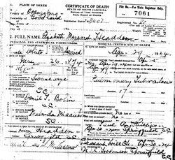 Elizabeth Margaret <i>Bolin</i> Headden