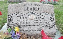 Freeda June <i>Cox</i> Beard