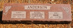 Albertina Caroline Anderson