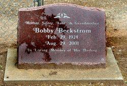 Bobby Beckstrom