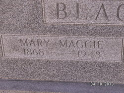 Mary Margaret <i>Cauble</i> Blackman