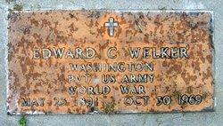 Edward Charles Ed Welker
