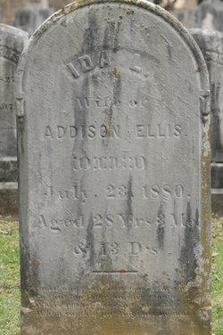 Ida Lurana <i>Pulling</i> Ellis