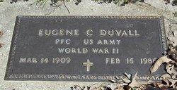 Eugene C Duvall
