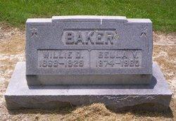 Beulah Virginia <i>Hilliard</i> Baker