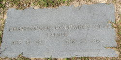 Christopher Columbus Kyle
