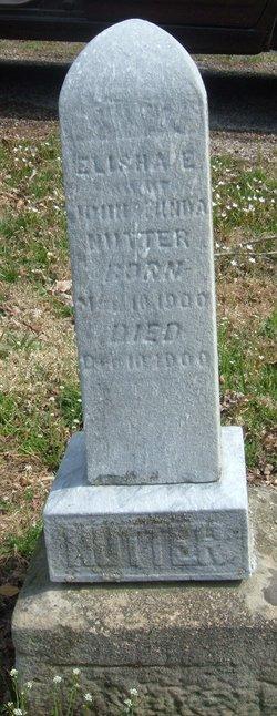 Elisha E. Nutter