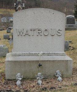Edith Alice <i>Ely</i> Watrous