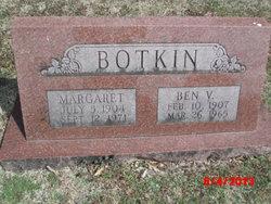 Ben V Botkin