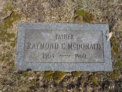 Raymond C McDonald