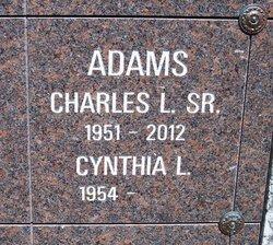 Charles Lee Chuck Adams, Sr