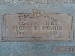 Elgan M. Baston