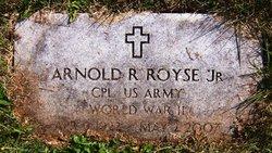 Arnold R. Royse, Sr