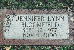 Jennifer Lynn <i>Davis</i> Bloomfield