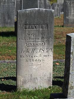 Mary Polly <i>Burleigh</i> Beede