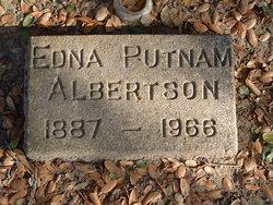 Edna <i>Putnam</i> Albertson