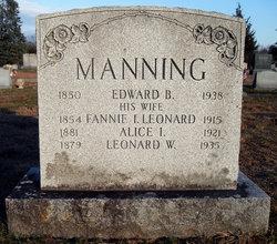 Edward Broadhead Manning