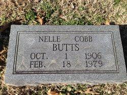Nelle Estelle <i>Cobb</i> Butts