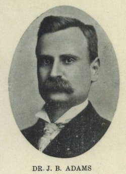 Dr James B. Adams