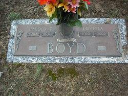 Harold Thomas Boyd, Jr