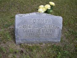 Gertrude V. <i>Hoaglin</i> Apple