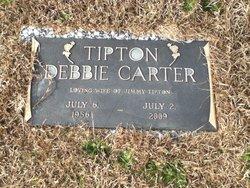 Debbie <i>Carter</i> Tipton