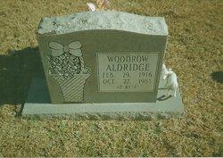 Mack Woodrow Aldridge