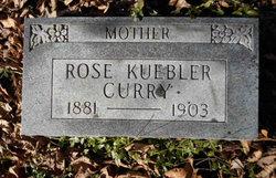 Rose <i>Kuebler</i> Curry