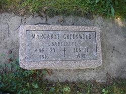 Margaret <i>Bartlett</i> Greenwood