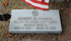 Hubert H. Bill Cowan