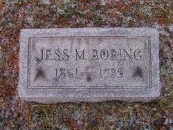 Jesse M Boring, Sr