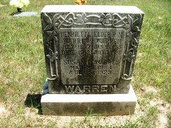 Henrietta Warren