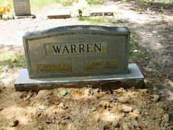 Arthur L Warren