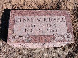 Denny W. Kidwell