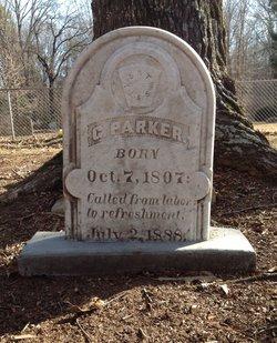 Garrett P Parker