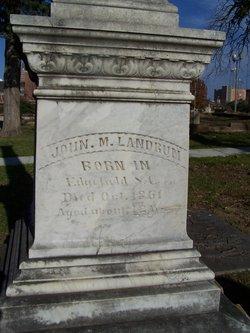 John Morgan Landrum